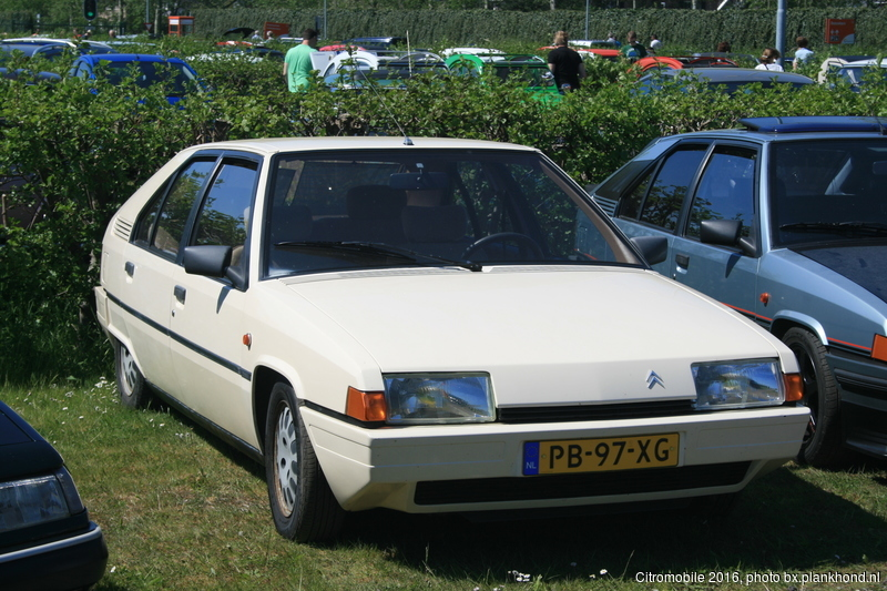 BX 16 RS Automatic